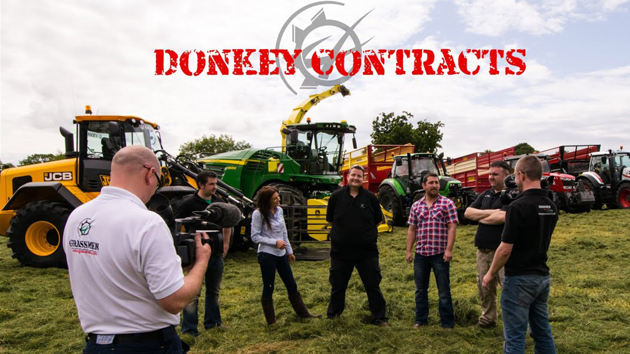 Donkey Contracts - The Team