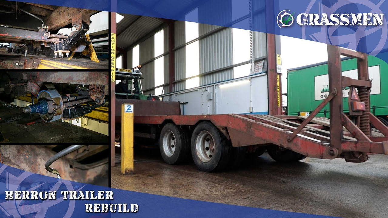 Herron Trailer Service and test with AIR Services!