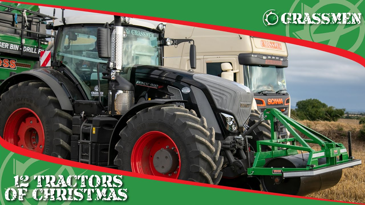 Fendt 939 - 12 Tractors of Christmas