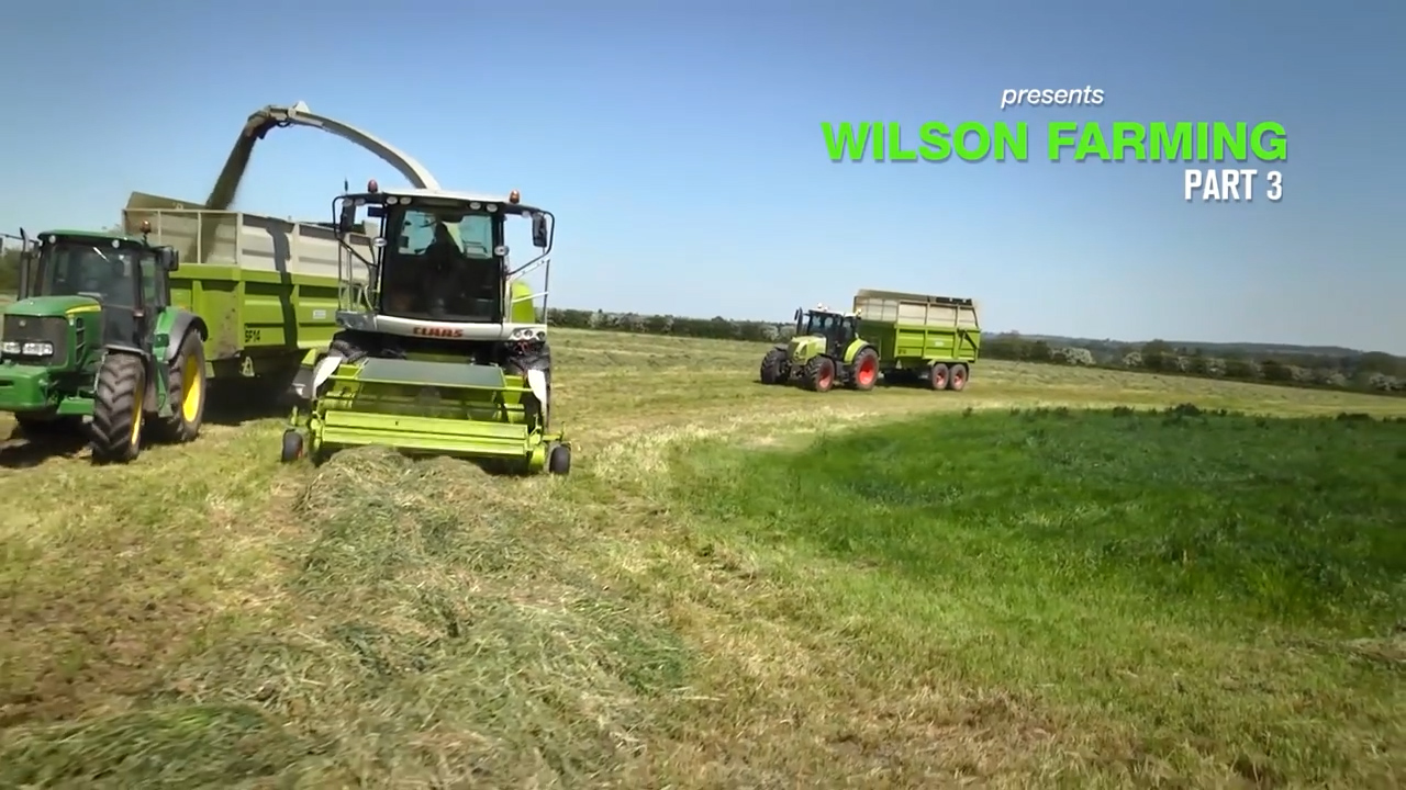 Wilson Farming - Part 3 - What side do you fill to?