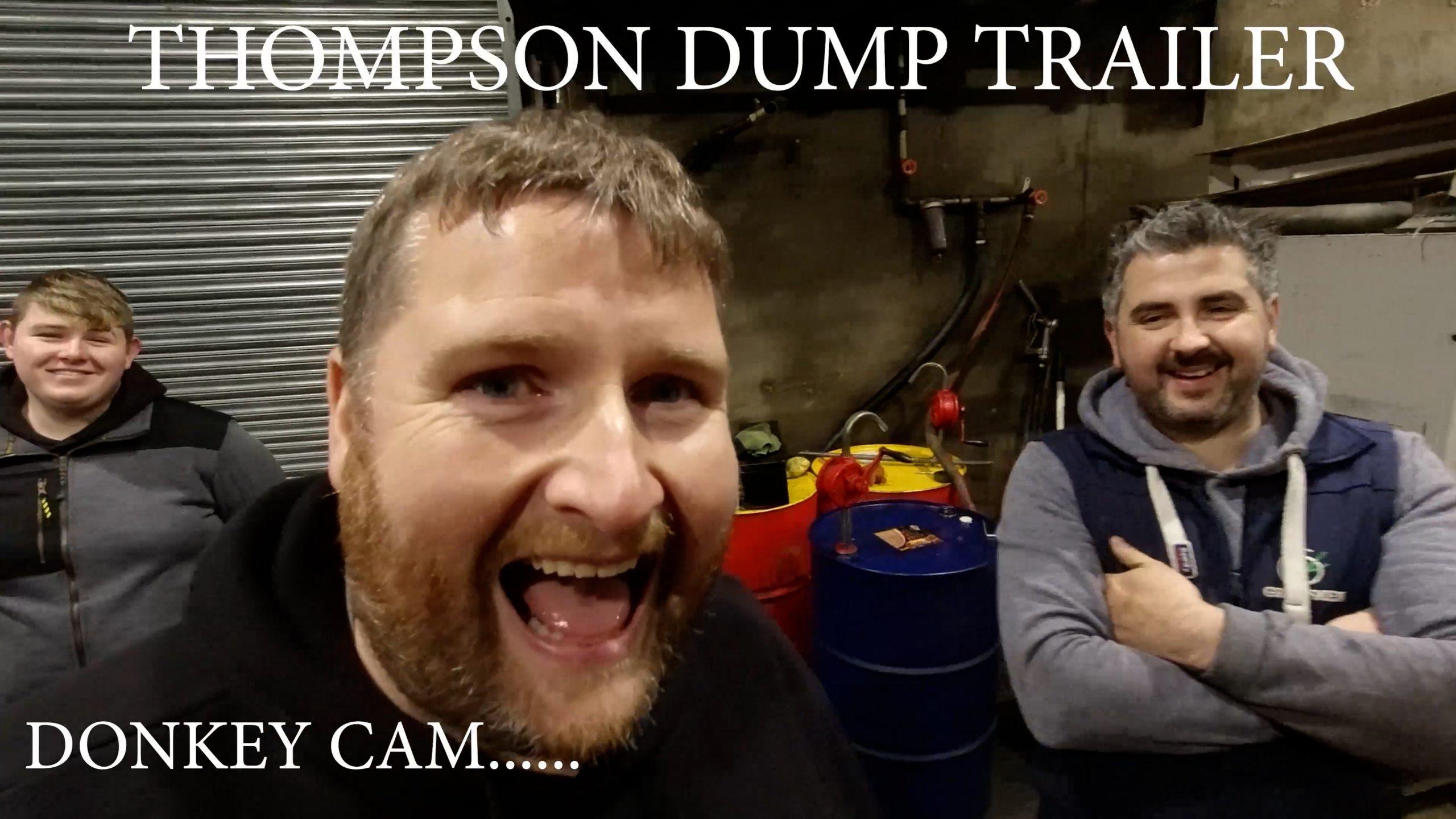 Thompson Dump Trailer review