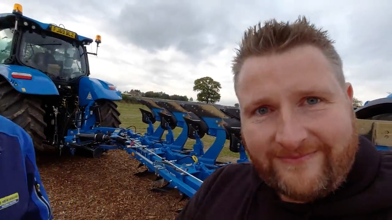 New Holland implements