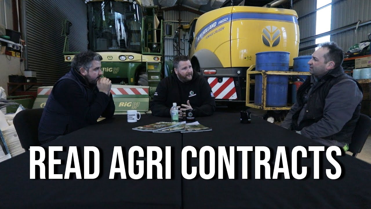 A Chat With Barry Read of Read Agri Contracts