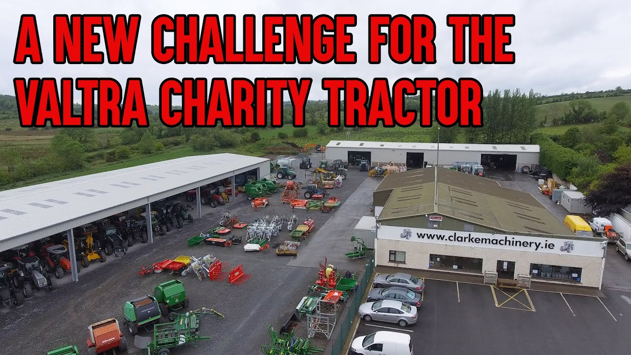 A New Challenge for the Charity Tractor