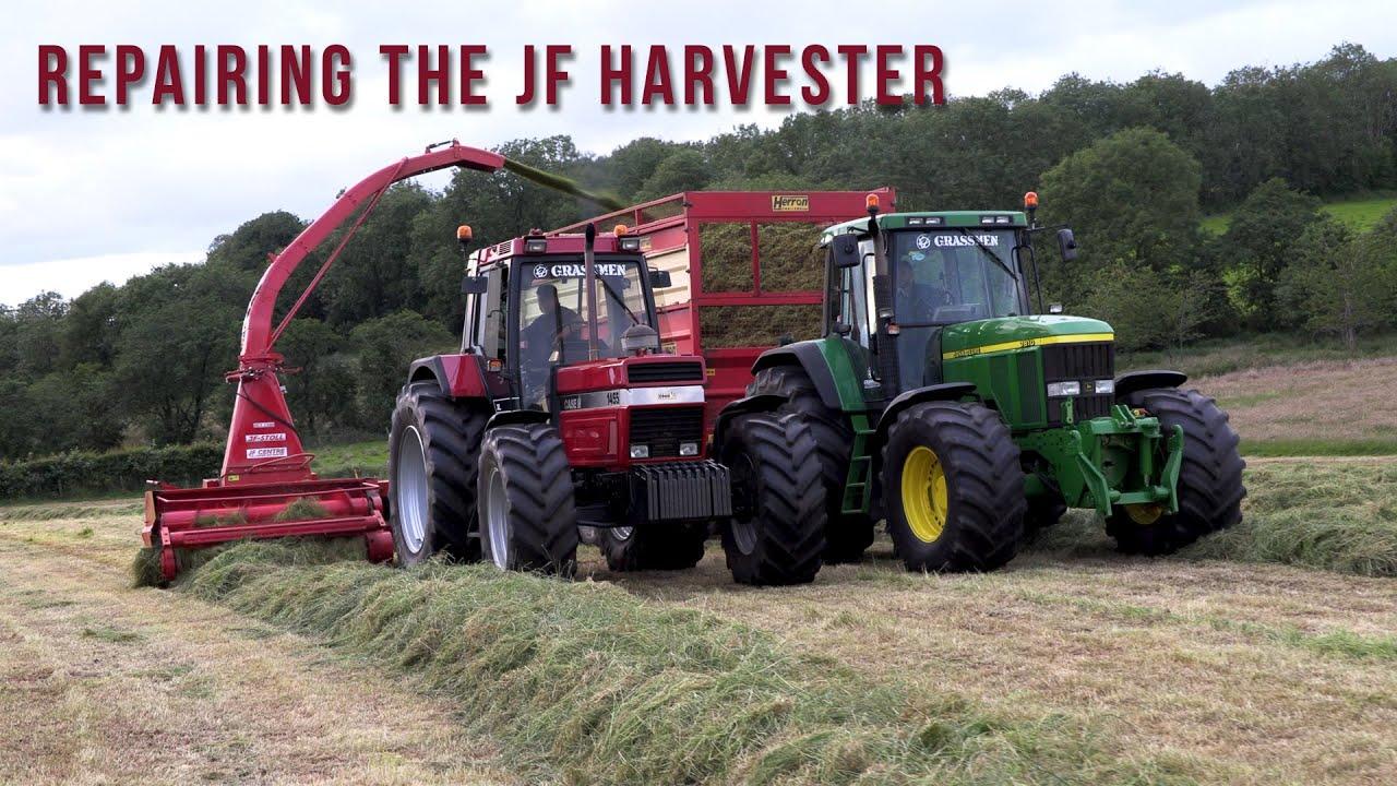 DonkeyCam - JF Harvester Repairs!