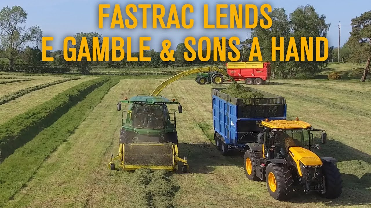 Fastrac lends E Gamble & Sons a hand