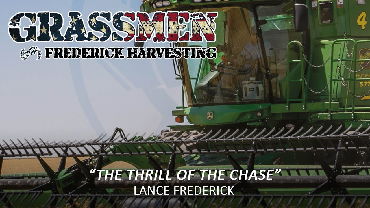 Frederick Harvesting Official Trailer - AVAILABLE NOW!!