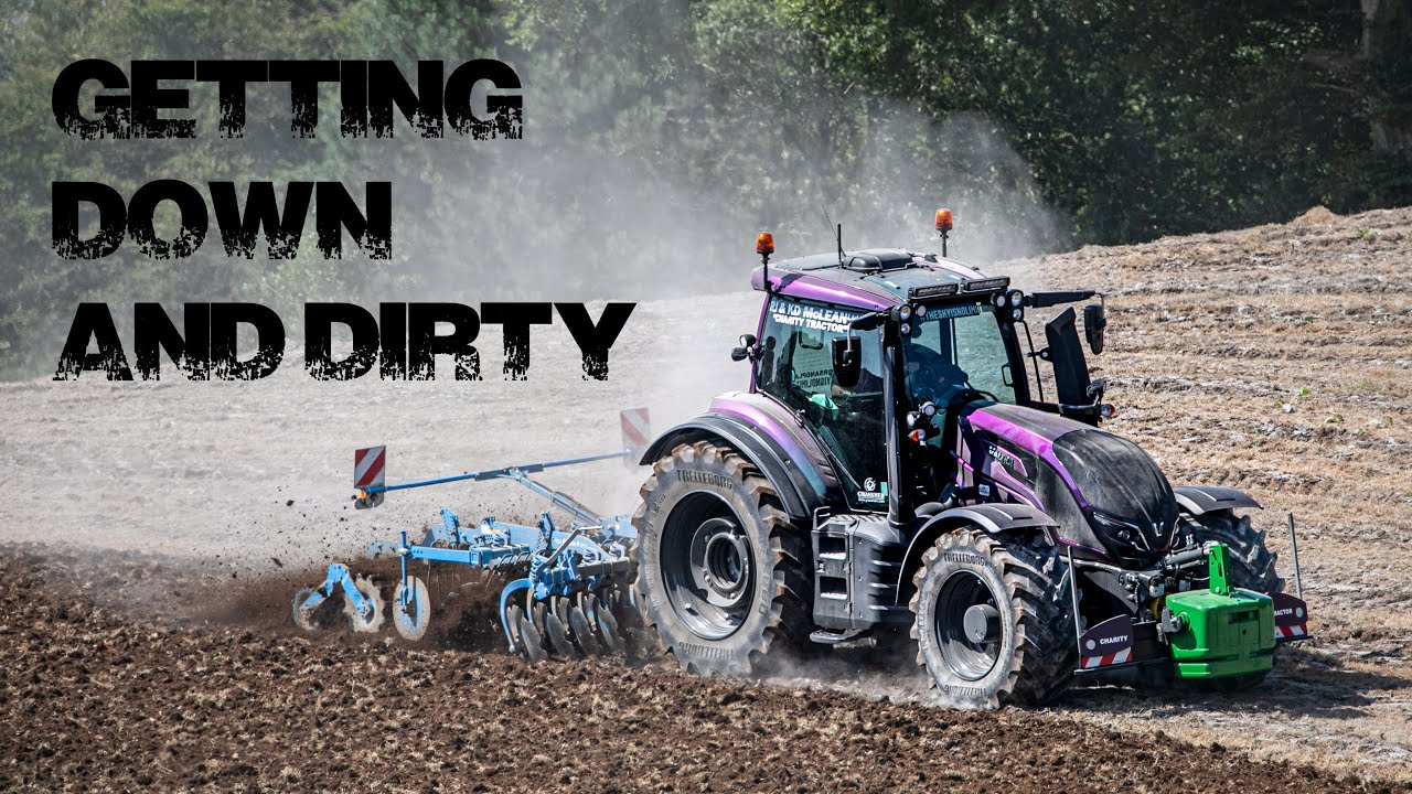 Getting Down and Dirty!