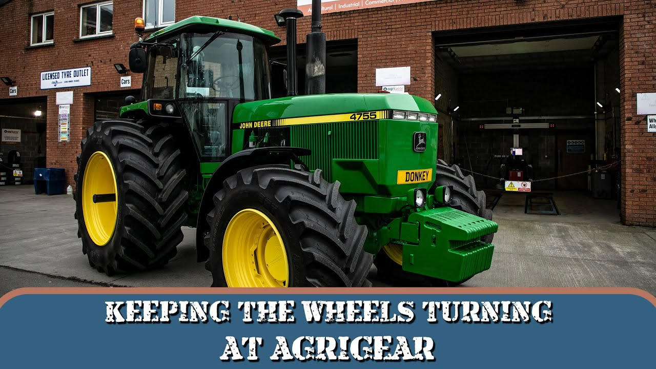 Keeping The Wheels Turning At Agrigear