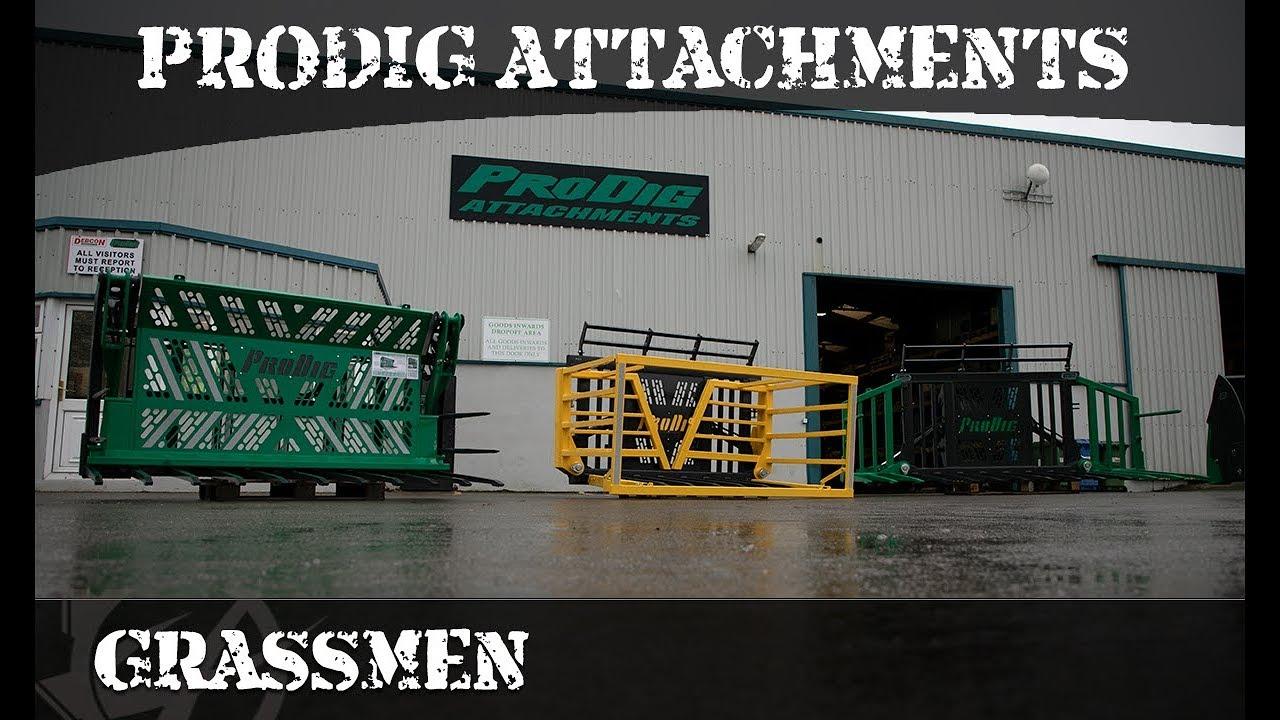 ProDig Attachments