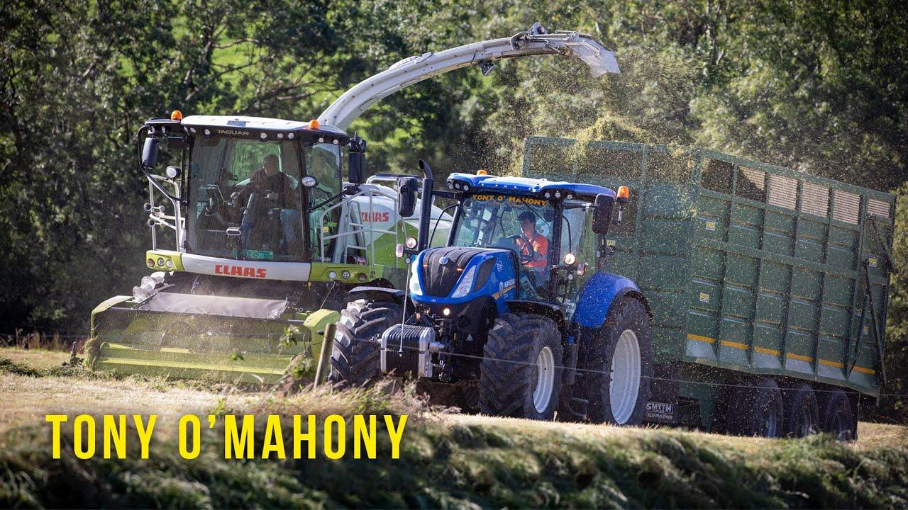 Tony O'Mahony Agri, Plant & Haulage!