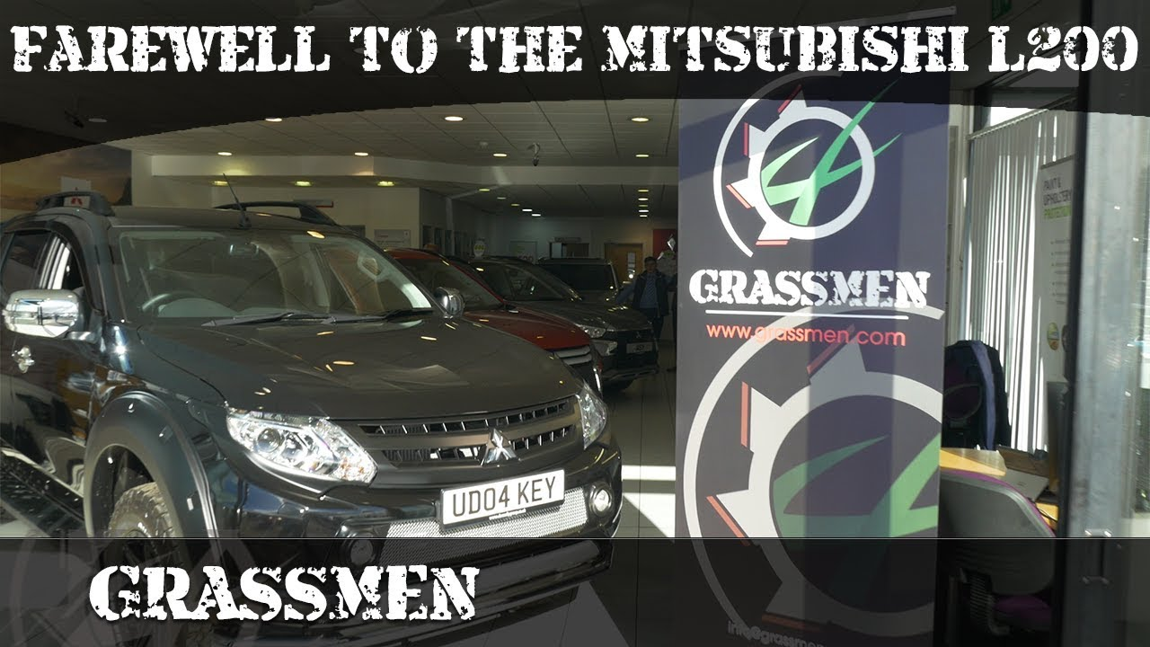 We bid Farewell to the Mitsubishi L200