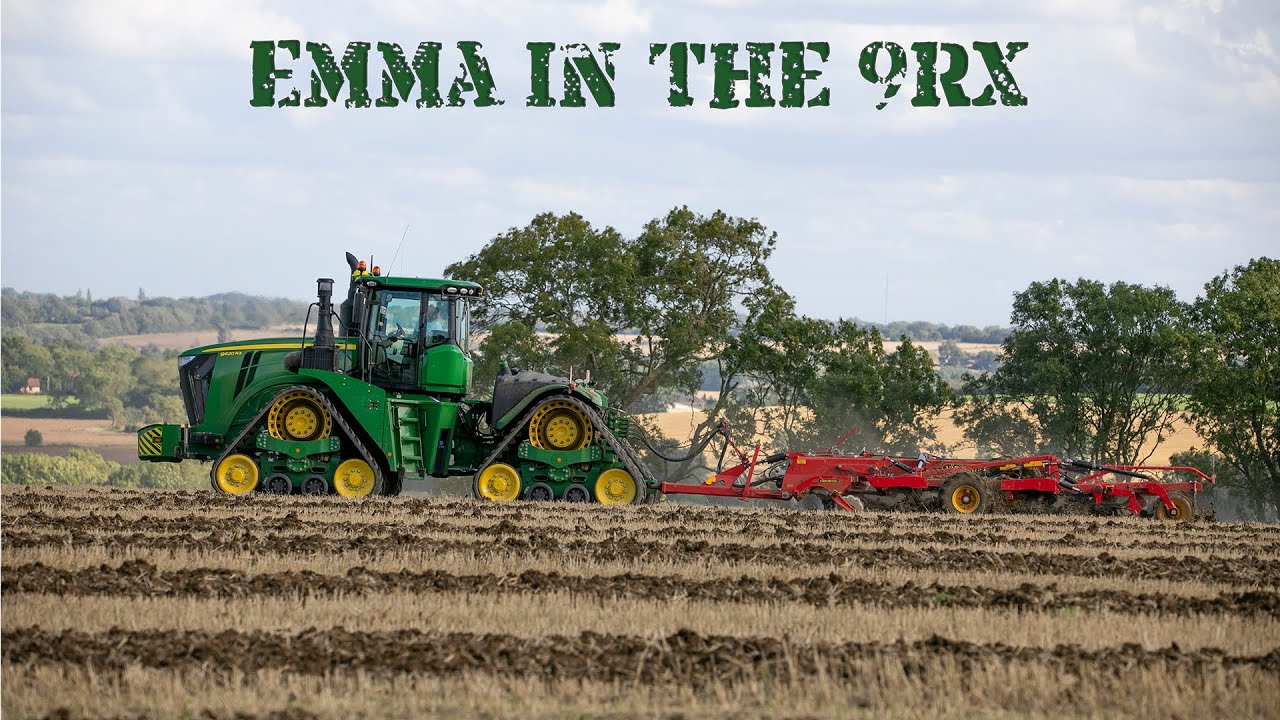 Meeting Emma in the JD 9RX