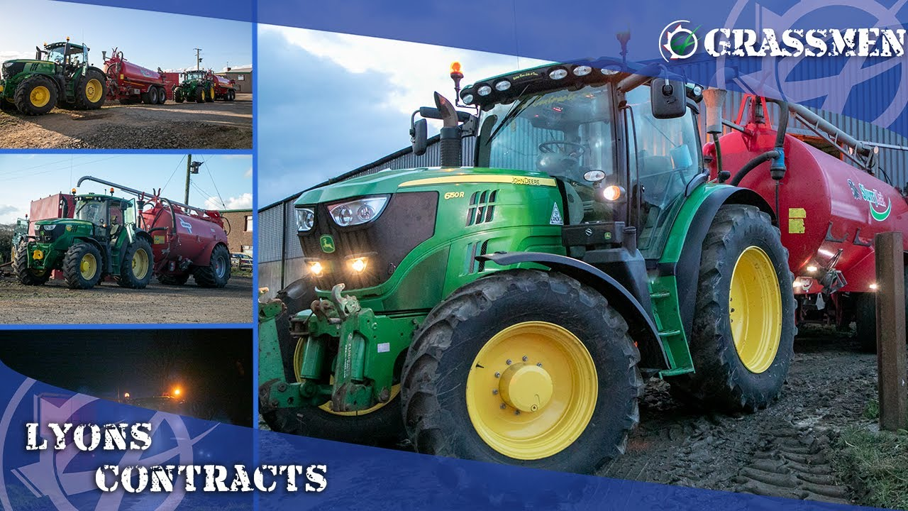 Slurry with Lyons Contracts!