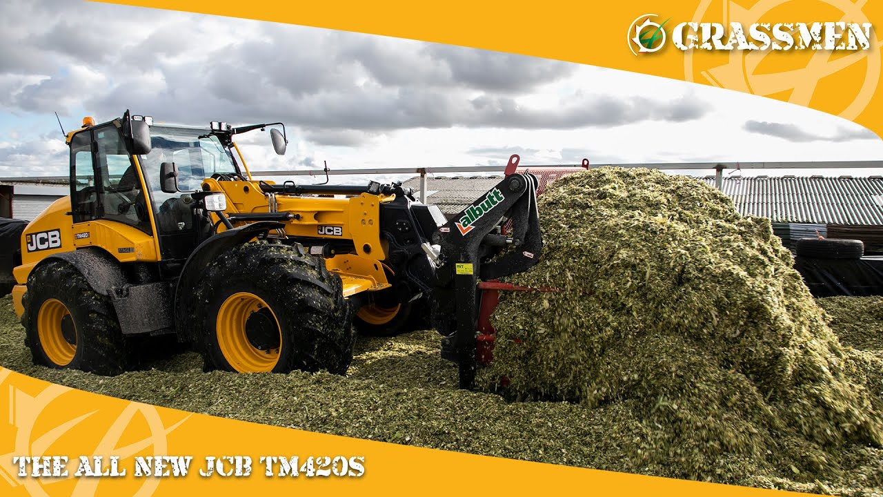 The all new JCB 420S