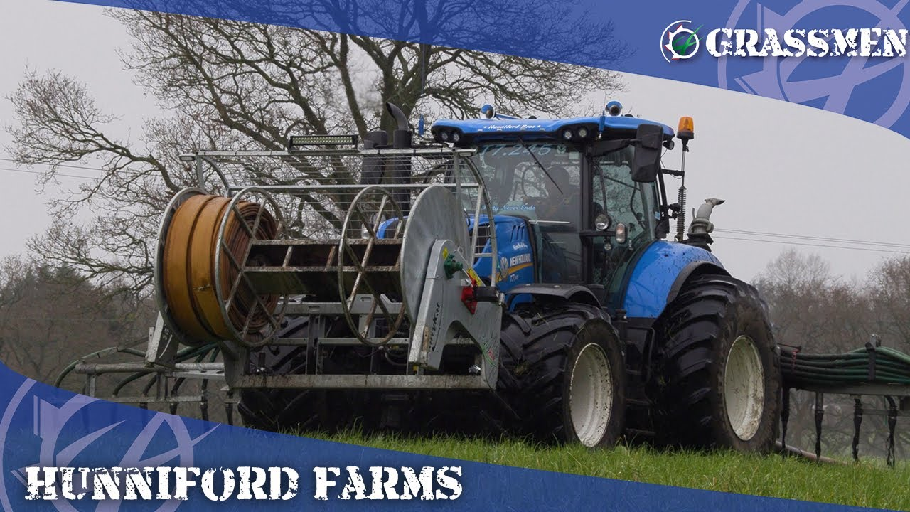 First day of slurry season with Hunniford Farms