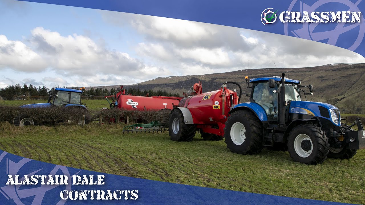 Slurry with Alastair Dale Contracts!