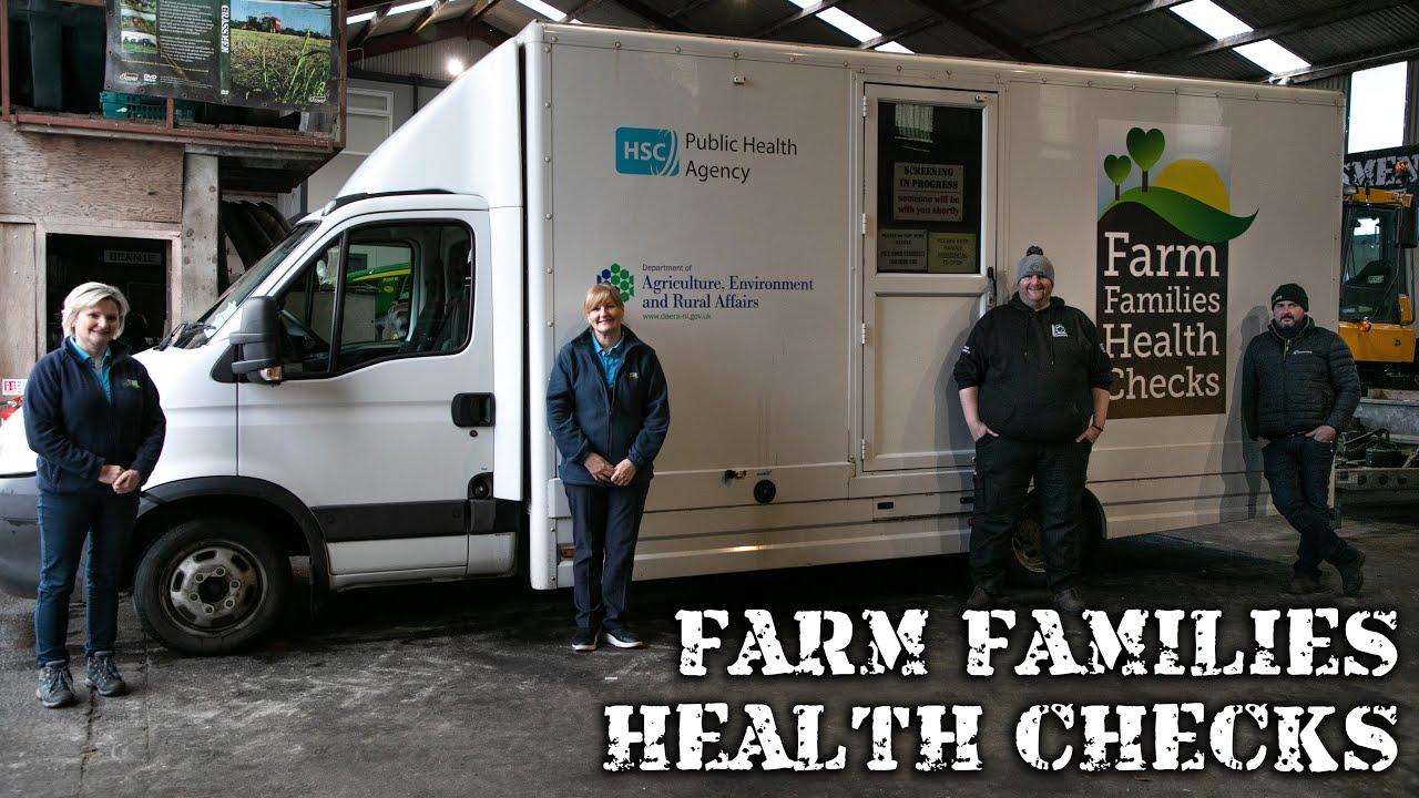 Farm Families Health Checks