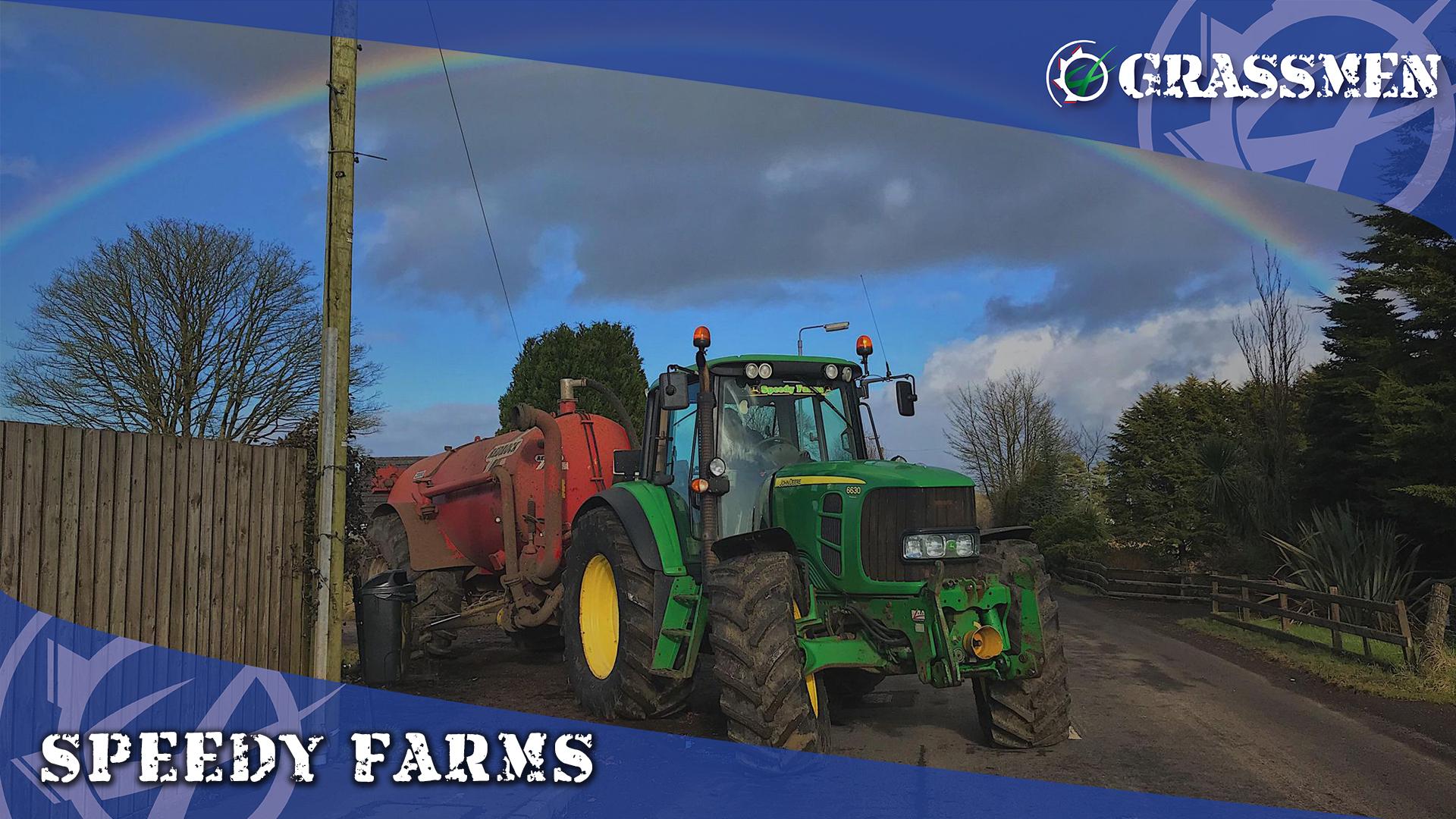 Speedy Farms Slurry