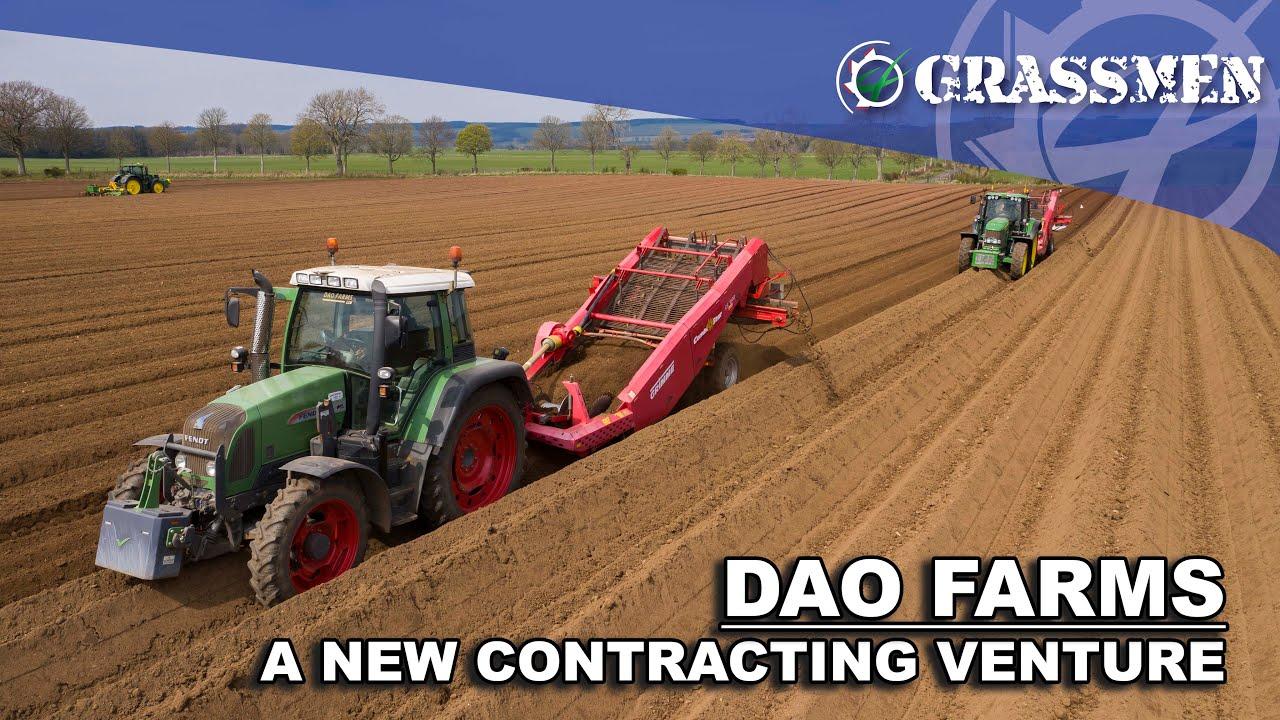 DAO Farms A New Contracting Venture