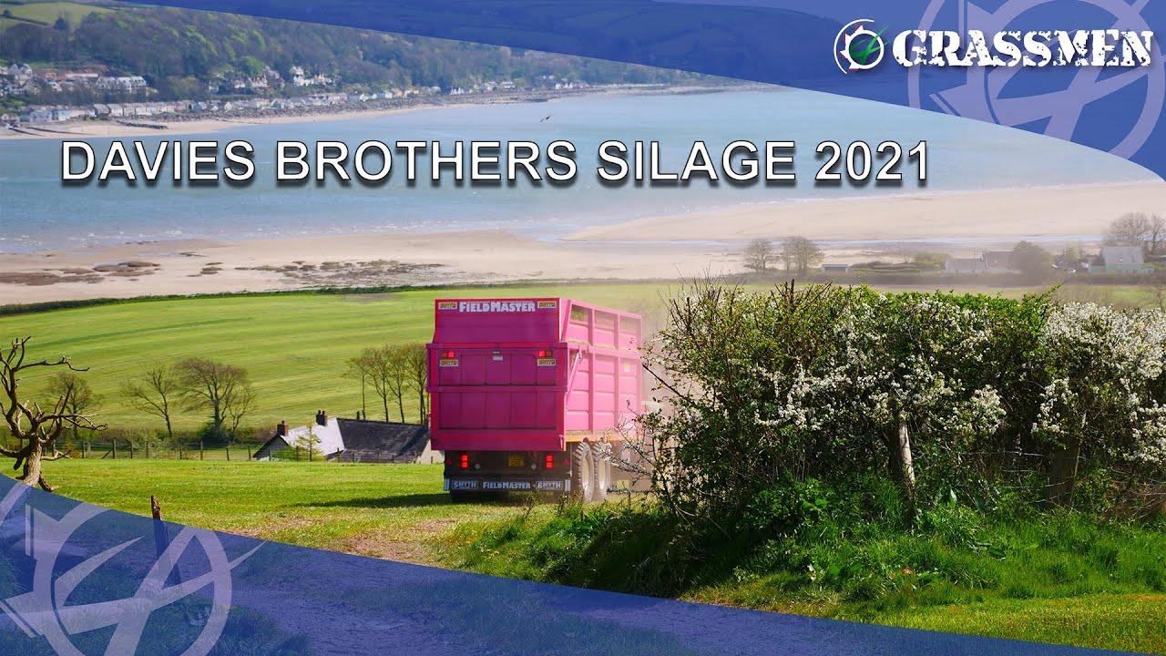 DAVIES BROS - SILAGE 2021