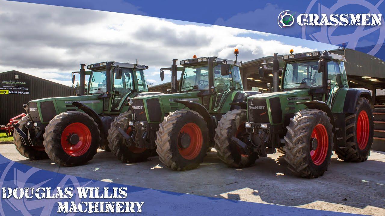 'Favorit-ism' at Douglas Willis Machinery