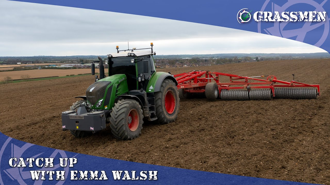 A Catch up with Emma Walsh at Measures Farms Ltd!