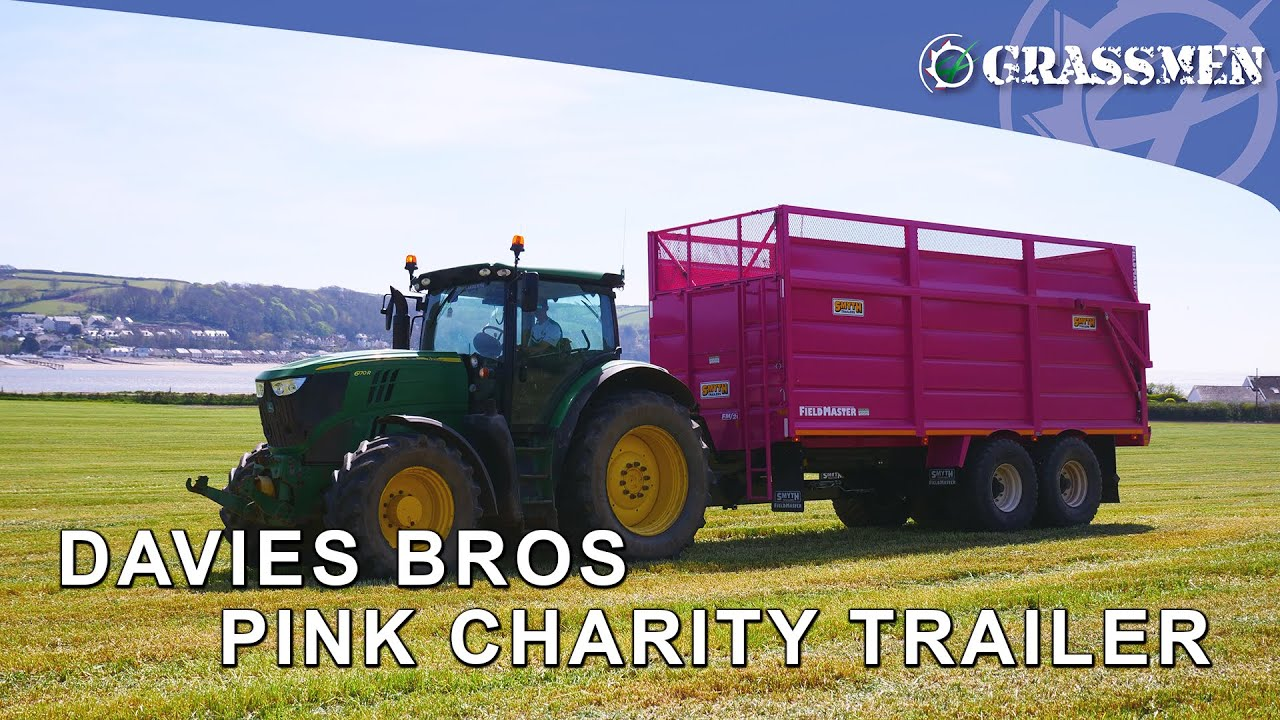 DAVIES BROS - CANCER RESEARCH PINK SMYTH TRAILER - PART TWO