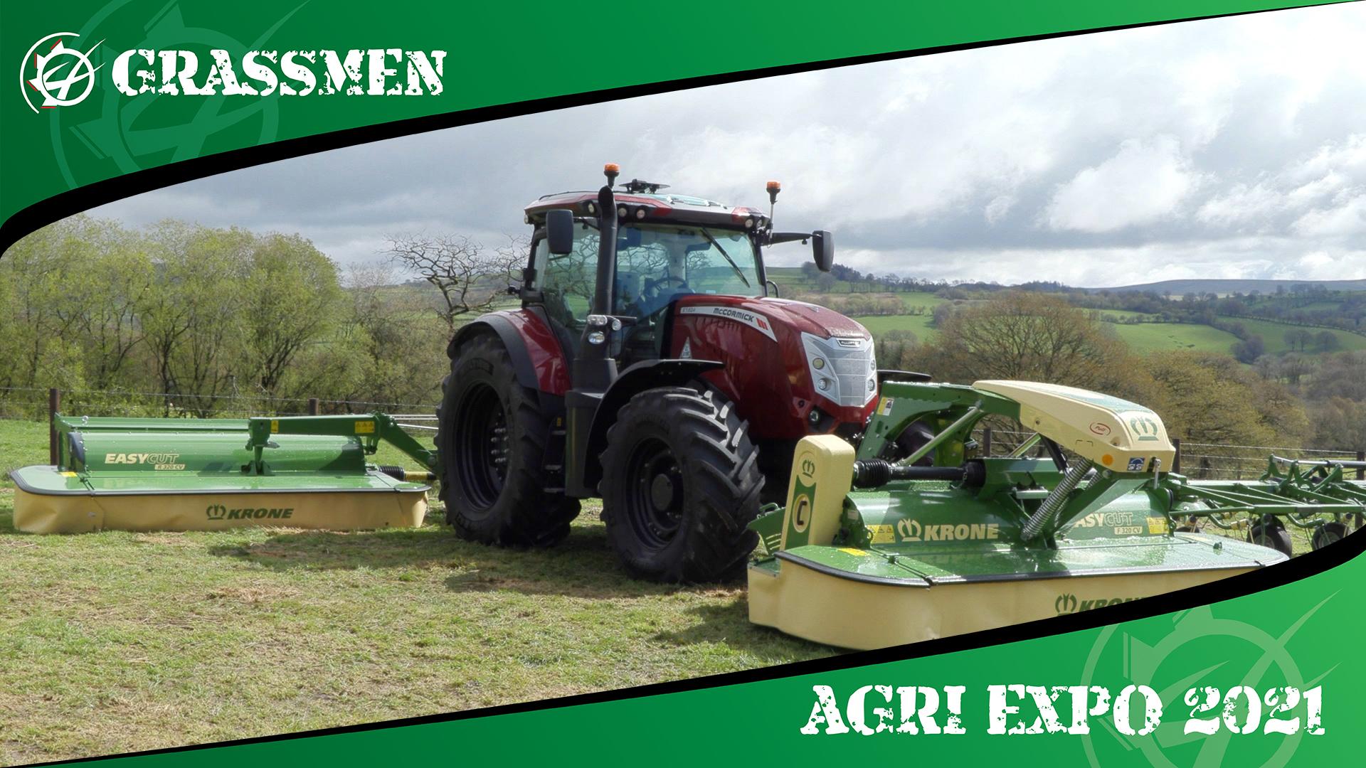 ARWEL'S AGRI SERVICES - GRASSMEN AGRI EXPO DAY 1
