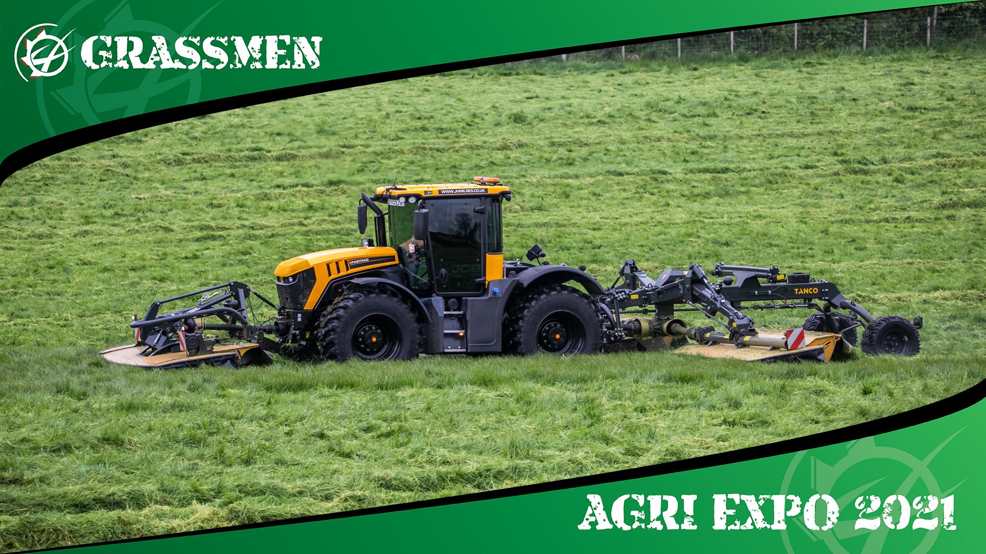 TANCO MOWERS - GRASSMEN AGRI EXPO DAY 2