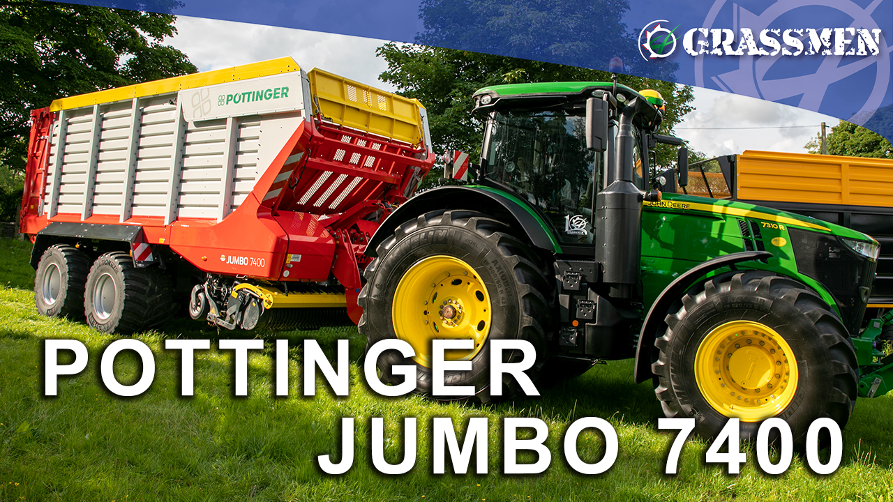 Pottinger Jumbo 7400