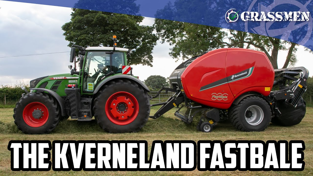 The Kverneland FastBale