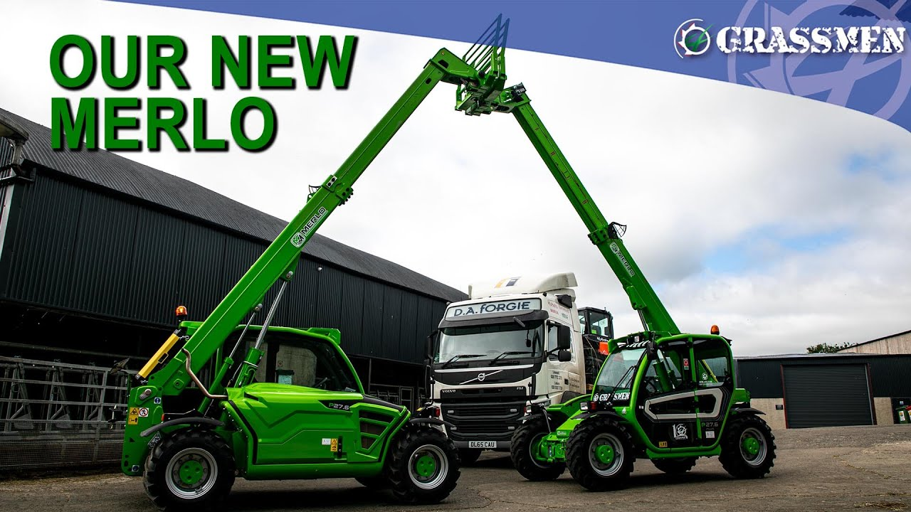 Our New Merlo 27.6