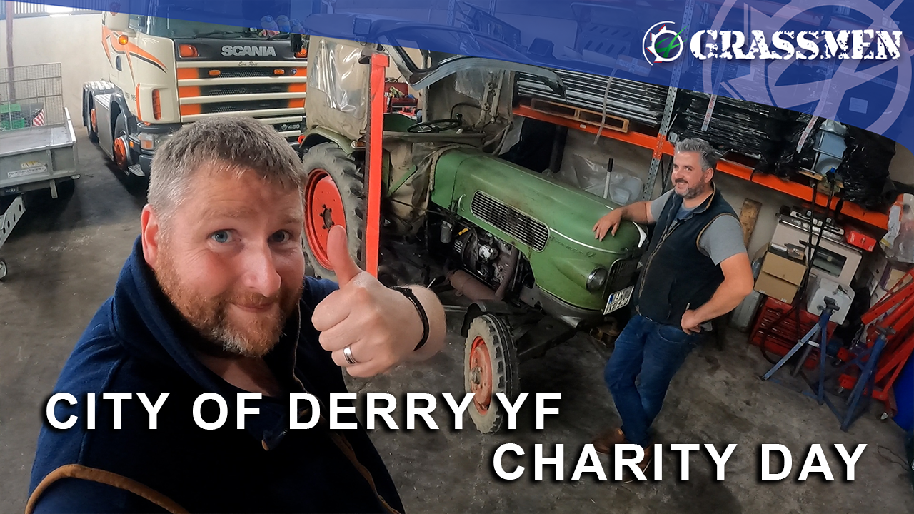 City of Derry Young Farmers 'Back to the Future' Charity Event